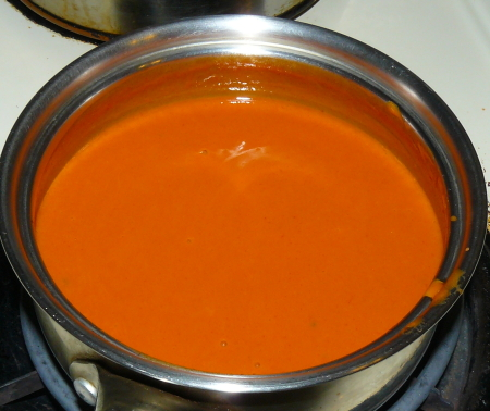 how to make chicken wing sauce stick