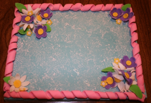 Decorating With Fondant