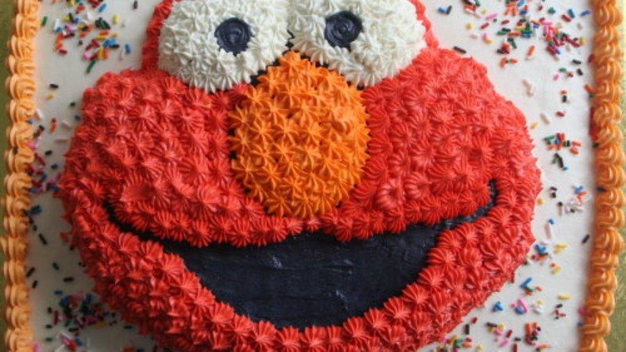 Elmo Cake Tip32