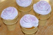 Cupcakes In Ice Cream Cones