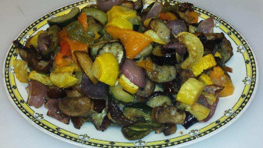Roasted Veggies Made Easy!