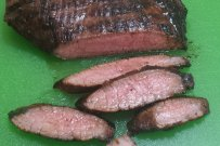 Grilled Flank Steak To Die For!